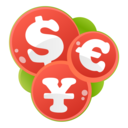 Live Currency Converter logo