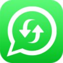iMyfone iPhone WhatsApp Recovery logo