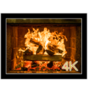Fireplace 4K logo