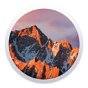 Apple macOS Sierra logo