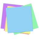 Sticky Notes + Widget logo