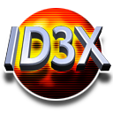Logo for MP3 ID3X