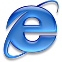 Logo for Internet Explorer X
