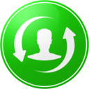 Simple Backup Contacts logo