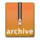 The Fast Archiver logo