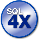 Logo for SQL4X Manager J
