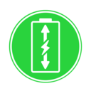 Simple Battery Monitor logo