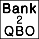 Bank2QBO icon
