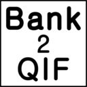 Bank2QIF logo