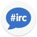 New IRC Live Chat Client logo