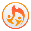 Flames Messenger for Tinder logo