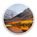 Apple High Sierra logo