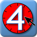 Click4Time eScheduling logo