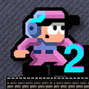 Android 2 Retro LodeRunner logo