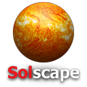 Logo for Solscape