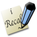 Logo for iRecall