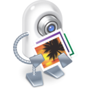 iPhoto Library Manager logo