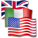 English-Italian Dictionary icon