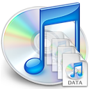 iTunes Library Manager logo