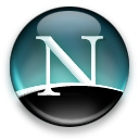 Logo for Netscape X
