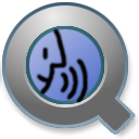 Logo for QuickVoice Recorder