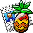 Logo for Pineapple News