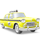 Logo for iff Taxi