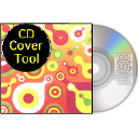 Logo for CDCoverTool X