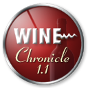 Wine Chronicle X logo