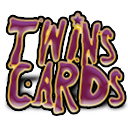 Logo for Twins Cards