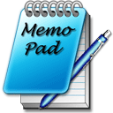 Logo for MemoPad