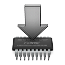 Logo for Apple Xserve Lights-Out Management Firmware Updater