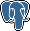 Logo for PostgreSQL