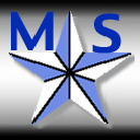 Logo for Math Stars