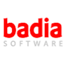 Logo for Badia Duplica for QuarkXPress