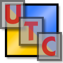 Logo for UTC Global Clock