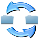 File Synchronization icon