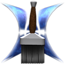 Icon Brush logo