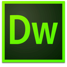 Logo for Adobe Dreamweaver CC 2018
