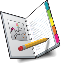 Circus Ponies NoteBook is part of Text Editors, plain and simple