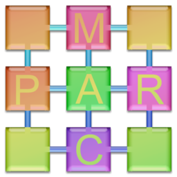 Logo for MacPAR deLuxe
