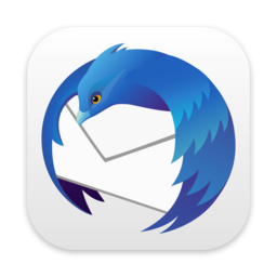 Logo for Thunderbird