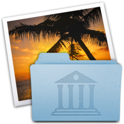 Logo for iPhoto Buddy