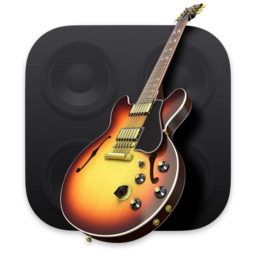 Logo for Apple GarageBand