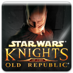 Logo for Star Wars: Knights of the Old Republic