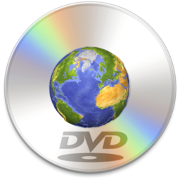 Logo for DVD Info X 3