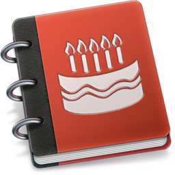 Logo for birthdayBook