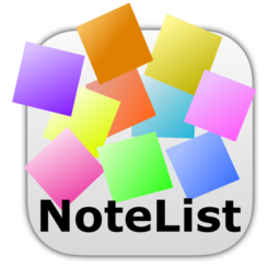 Logo for NoteList