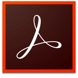 Logo for Adobe Acrobat Pro