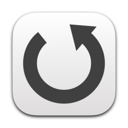 Logo for Mac Restart